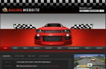 Racing Website